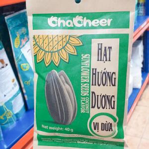 Hạt hướng dương vị Dừa - 40g