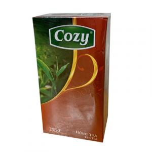 Hồng Trà Túi Lọc Cozy (2gram x 25pcs)