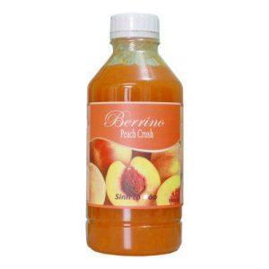Sinh tố Đào Berrino Peach – chai 1L