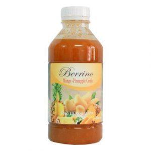 Sinh tố Dứa Xoài Berrino Mango&Pineapple – chai 1L