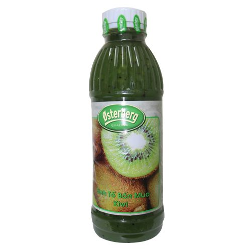 Sinh tố Kiwi Osterberg – chai 1L