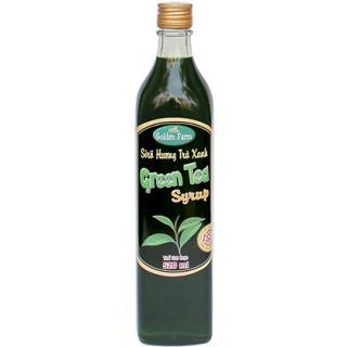 Siro trà xanh golden farm 520ml