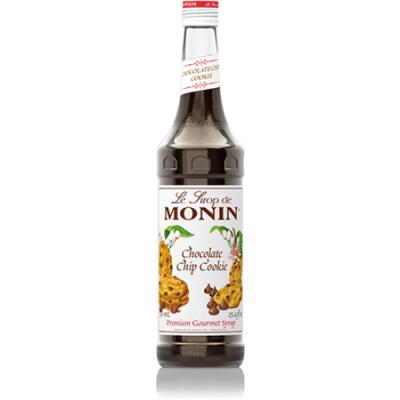 Sirô Socola bánh quy (Chocolate Chip Cookie) hiệu Monin-chai 700ml