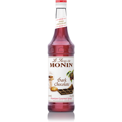 Sirô Socola đen (Dark Chocolate) hiệu Monin-chai 700ml