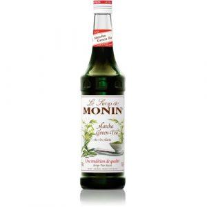 Sirô Trà xanh hiệu MONIN – chai 700ml