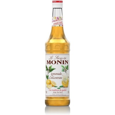 Sirô vị sả Lemongrass hiệu MONIN – chai 70CL
