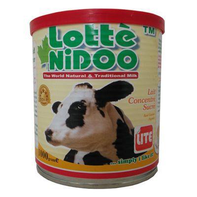 Sữa Đặc Có Đường Lotte Nidoo Malaysia Hộp 1kg