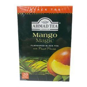 Trà AHMAD Xoài (Mango) - Hộp giấy 40gr/20 túi lọc