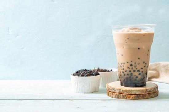 Cách pha trà sữa hòa tan Mr Brown