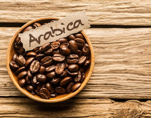 Hạt Cafe Arabica