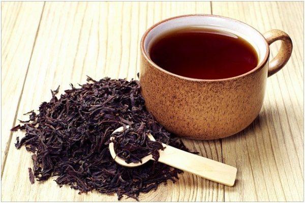 Ủ trà làm trà sữa Siro